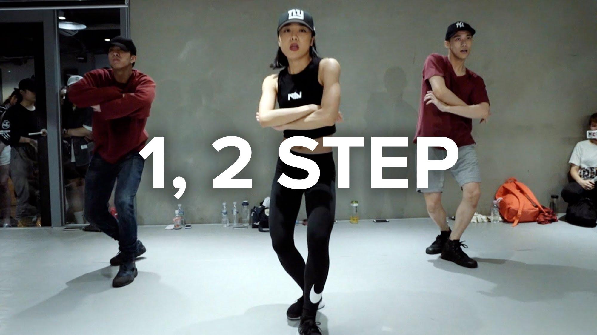 ダンス動画】1, 2 Step – Ciara ft. Missy Elliott / Beginners Class ...